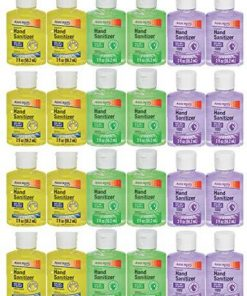 Assured Instant Hand Sanitizer with Vitamin E and Moisturizers! 2 oz (pack of 24)