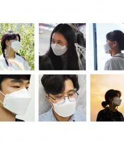 FDA Approved Korean KF94 Face Mask K-Shield Mask 10 pcs